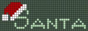 Alpha pattern #66233