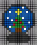 Alpha pattern #66279