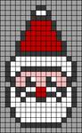 Alpha pattern #66280