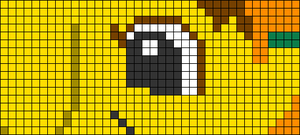 Alpha pattern #66290