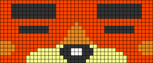 Alpha pattern #66292