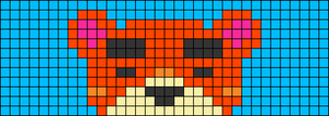 Alpha pattern #66293