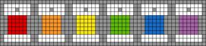 Alpha pattern #66294