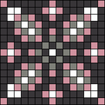 Alpha pattern #66298