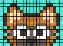 Alpha pattern #66305
