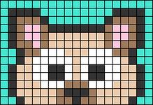 Alpha pattern #66306