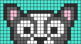 Alpha pattern #66307