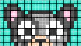 Alpha pattern #66309