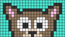 Alpha pattern #66313