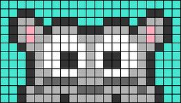 Alpha pattern #66319