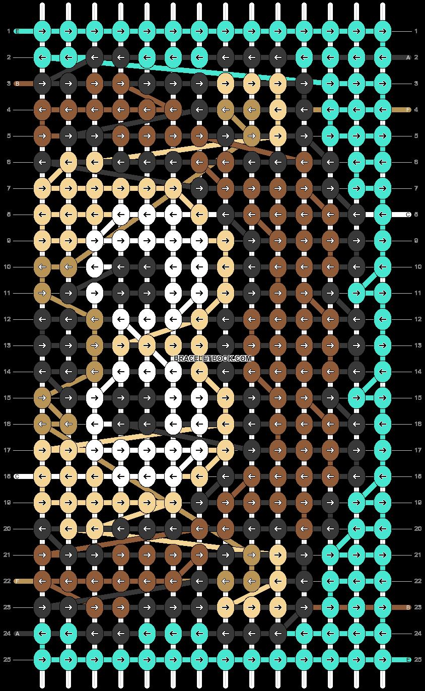 Alpha pattern #66321 pattern