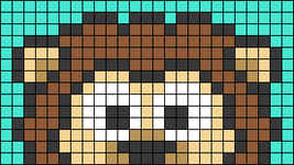 Alpha pattern #66321