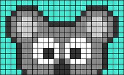 Alpha pattern #66324