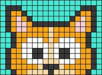 Alpha pattern #66330