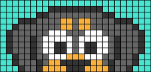 Alpha pattern #66332