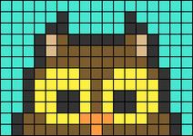 Alpha pattern #66335