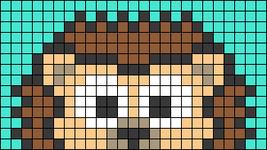 Alpha pattern #66337