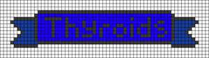 Alpha pattern #66338