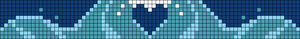 Alpha pattern #66344
