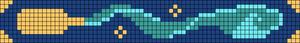 Alpha pattern #66345