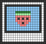 Alpha pattern #66348