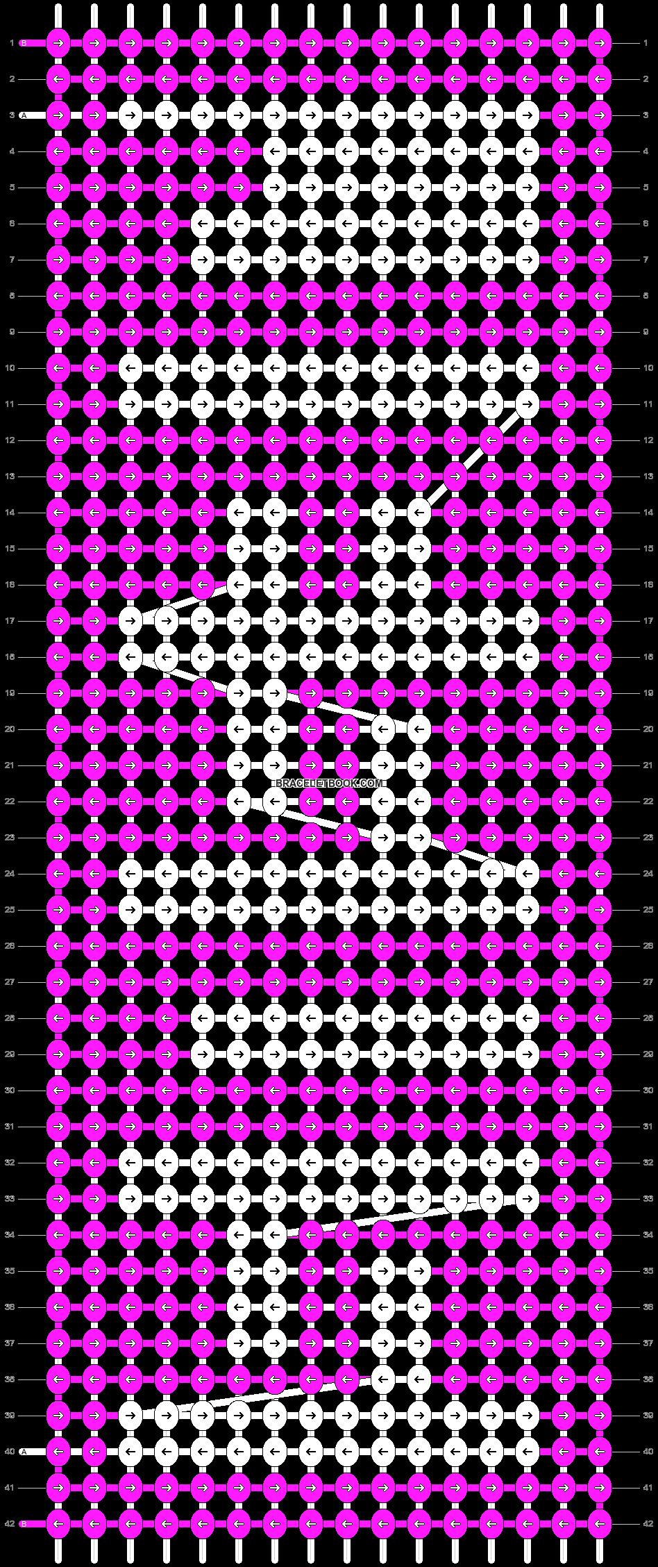 Alpha pattern #66365 pattern