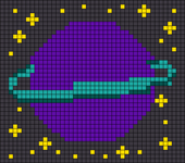 Alpha pattern #66368
