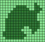 Alpha pattern #66401