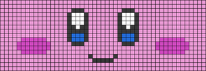 Alpha pattern #66405