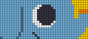 Alpha pattern #66413