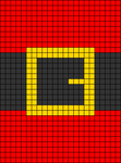 Alpha pattern #66427