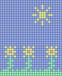 Alpha pattern #66428