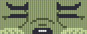 Alpha pattern #66434