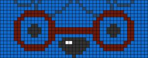 Alpha pattern #66436
