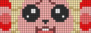 Alpha pattern #66437