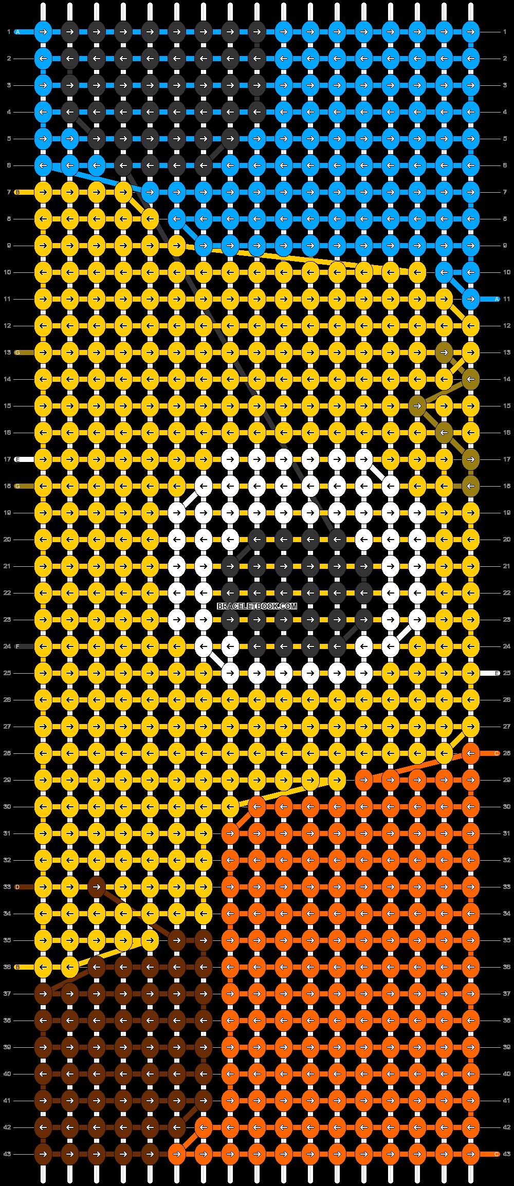 Alpha pattern #66439 pattern