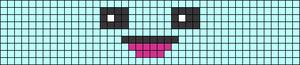 Alpha pattern #66445