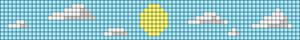 Alpha pattern #66450
