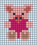 Alpha pattern #66463