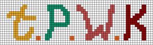 Alpha pattern #66474