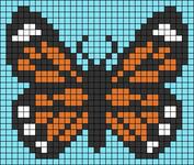 Alpha pattern #66503