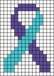Alpha pattern #66511