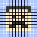 Alpha pattern #66534