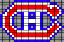Alpha pattern #66539