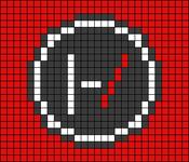 Alpha pattern #66556
