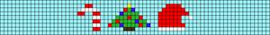 Alpha pattern #66557