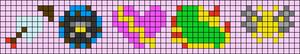 Alpha pattern #66559