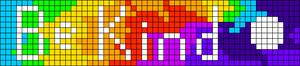 Alpha pattern #66602