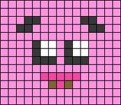 Alpha pattern #66605