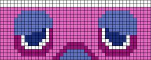 Alpha pattern #66606